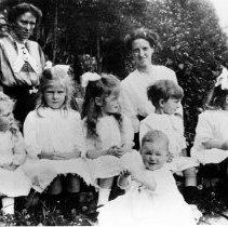 Image of 0673 - Ward family