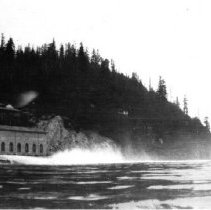 Image of 0806 - Bunsen Power House 1907