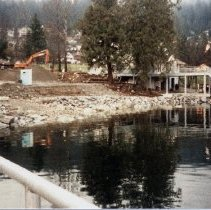Image of 0489 - Between DCYC & Gov't Wharf development Nov 86
