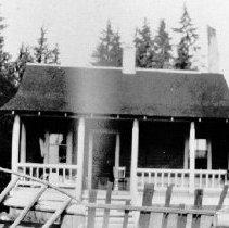 Image of 0608 - Gillis' 1st home on Mt Seymour Prkwy c1923