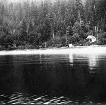 Image of Deep Cove from what is now Panorama Drive - Deep Cove from what is now Panorama Drive