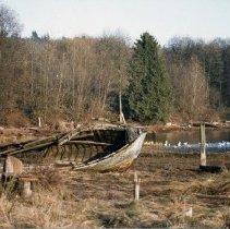 Image of 0858 - Maplewood Mudflats, Viking wreckage