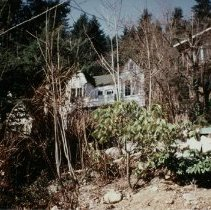 Image of 0700 - Twin Gables, 2609 Panorama before 1985 demolition