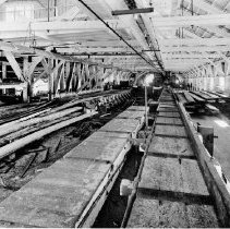 Image of 0532 - Interior of mill Aug 1918