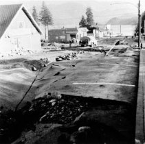 Image of 0640 - Gallant after flood 1957