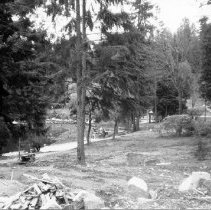 Image of Deep Cove Park renovations - Deep Cove Park renovations - 