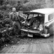 Image of Johnn Fraser hunting