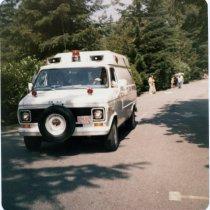 Image of Lions Carnival, Ambulance
