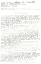 Image of Martens Family History