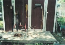 Image of Photo of logging tools