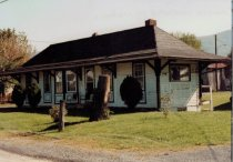 Image of 2012.4.148 - Depot, Railroad
