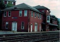 Image of 2012.4.69 - Depot, Railroad