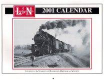 Image of L&N 2001 Calendar