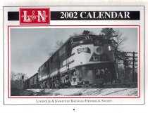 Image of L&N 2002 Calendar