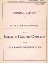 Image of Annual Report 1963