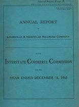 Image of Annual Report 1945