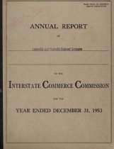 Image of Annual Report 1953