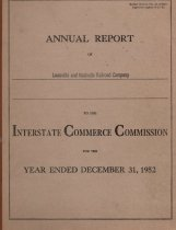 Image of Annual Report 1952