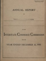 Image of Annusl Report 1952