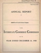 Image of Annual report 1955