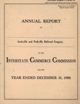 Image of Annual Report 1958