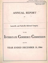 Image of Annual Report 1964