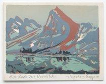 Image of Ellen Vaughan Grayson - Eva Lake, Mt. Revelstoke