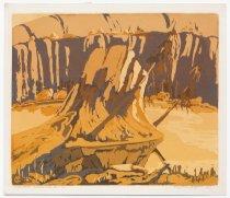 Image of Ellen Vaughan Grayson - Echo Rock - Yellow Lake, BC