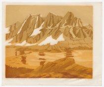 Image of Ellen Vaughan Grayson - Amethyst Lake, Tonquin Valley, Alberta