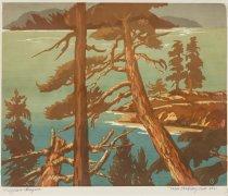 Image of Ellen Vaughan Grayson - Pines, Kootenay Lake, BC