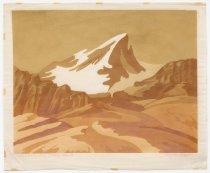 Image of Ellen Vaughan Grayson - Little Horn, Bow Glacier, Alberta