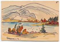 Image of Ellen Vaughan Grayson - Vasseau L. [Lake]; Osoyoos; Blue L. [Lake] Osoyoos North