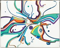 Image of Alex Janvier - The Last Take