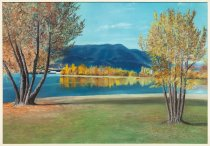 Image of Alice Eleanor Anderson - North from Kinsmen Park, Kelowna