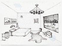 Image of Lee Goreas - Deer Hunter Room