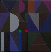 Image of Gordon Smith - Untitled [geometric]