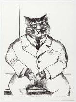 Image of Jack Shadbolt - Solid Citizen Cat