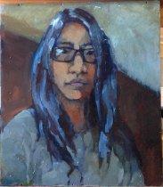 Image of Germaine Koh - Self-portrait