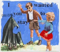 Image of Wanda Lock - Conversations with Dick and Jane [I wanted you to stay]