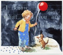 Image of Wanda Lock - Conversations with Dick and Jane [I know what you are thinking]