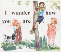 Image of Wanda Lock - Conversations with Dick and Jane [I wonder how you are]