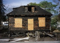 Image of Christos Dikeakos - Burnt Single Family Home