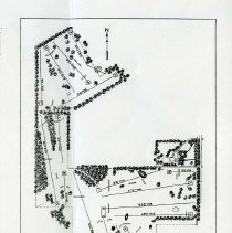 Image of A020601 - Golf Course Layout - PHOTO COPY