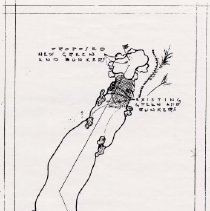 Image of OB002252 - Golf Course Field Sketch