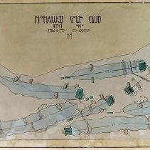 Image of OB002275 - Golf Course Layout