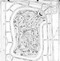 Image of OB002337 - Golf Course Layout