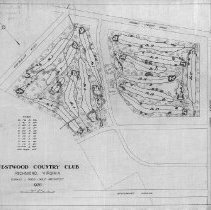 Image of OB002339 - Golf Course Layout