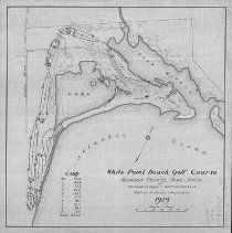 Image of OB002350 - Golf Course Layout