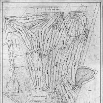 Image of OB002417 - Golf Course Layout