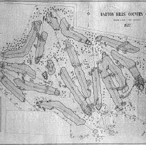 Image of OB002446 - Golf Course Layout